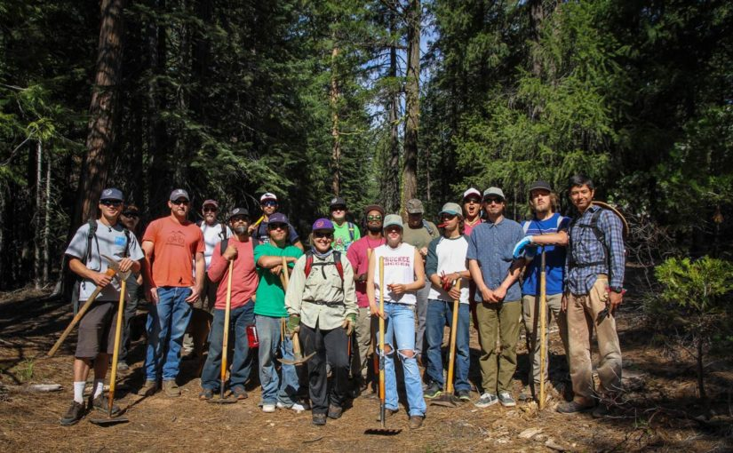 Lakes Basin Mountain Epic – September 6-8
