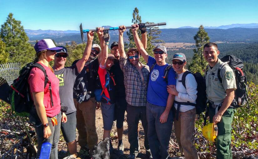 Nelson Creek Trail Daze – May 18