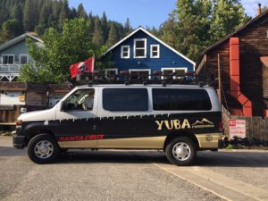 Yuba Expeditions Van