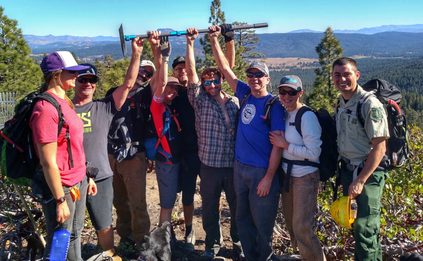 9 Miles of Community Building – The Story of Mills Peak Trail