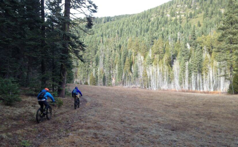 Reconnecting Downieville and Quincy by Trail