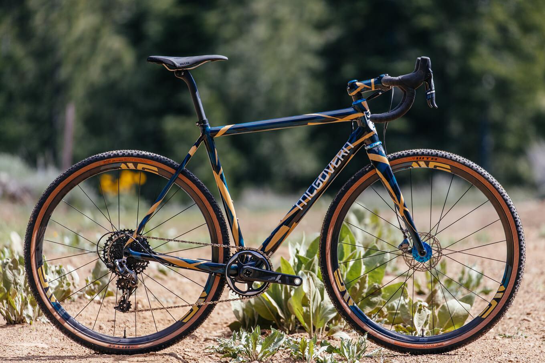 McGovern built bike