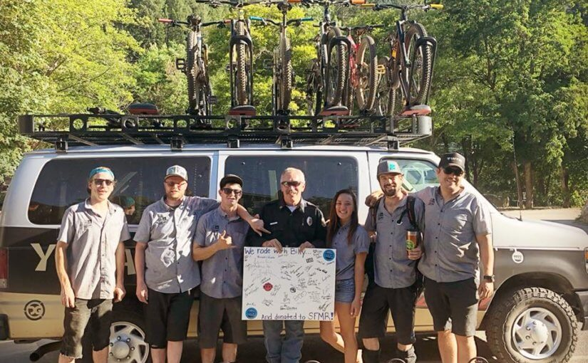 Epps and Yuba Expeditions raise $5,000 in One Day for SFMR