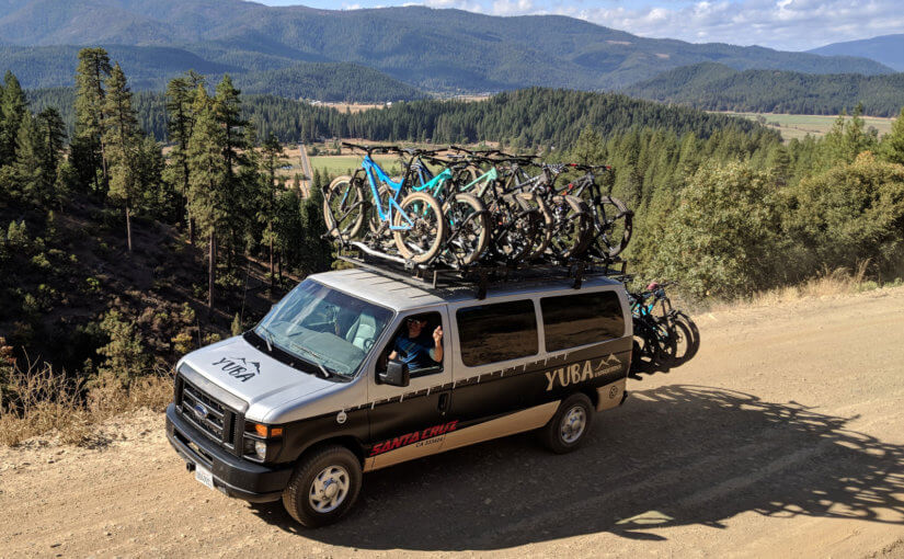 Thule Racks – Downieville Tough