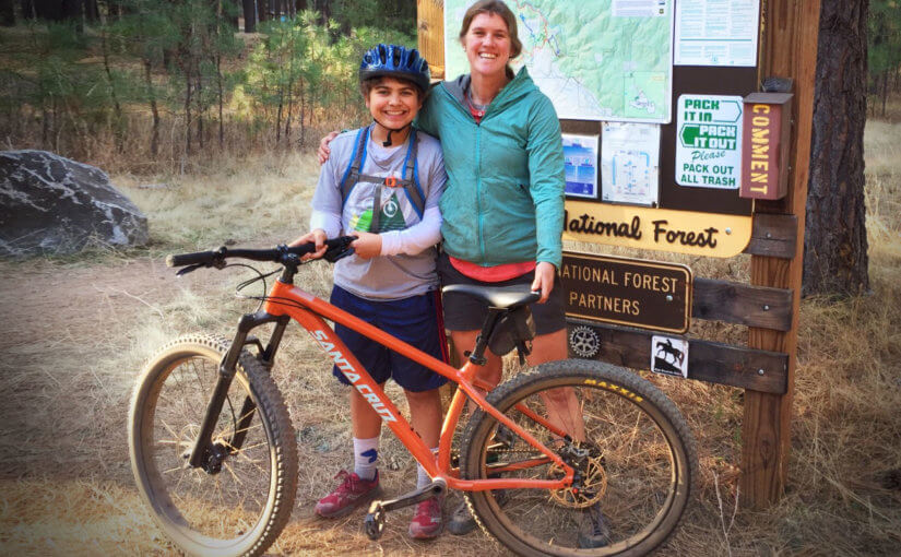 Junior and High School Students,  Apply for Our Knights of the Lost Sierra Earn-A-Bike Program
