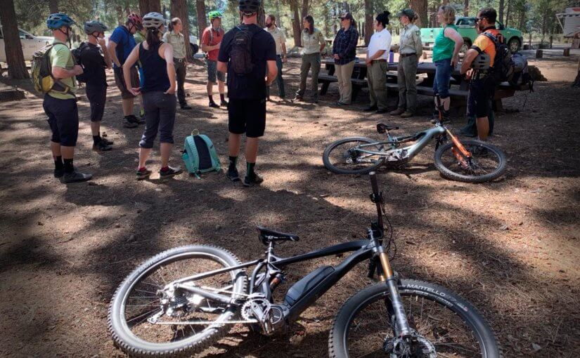 Understanding E-bikes and What They Mean to Lost Sierra Trails