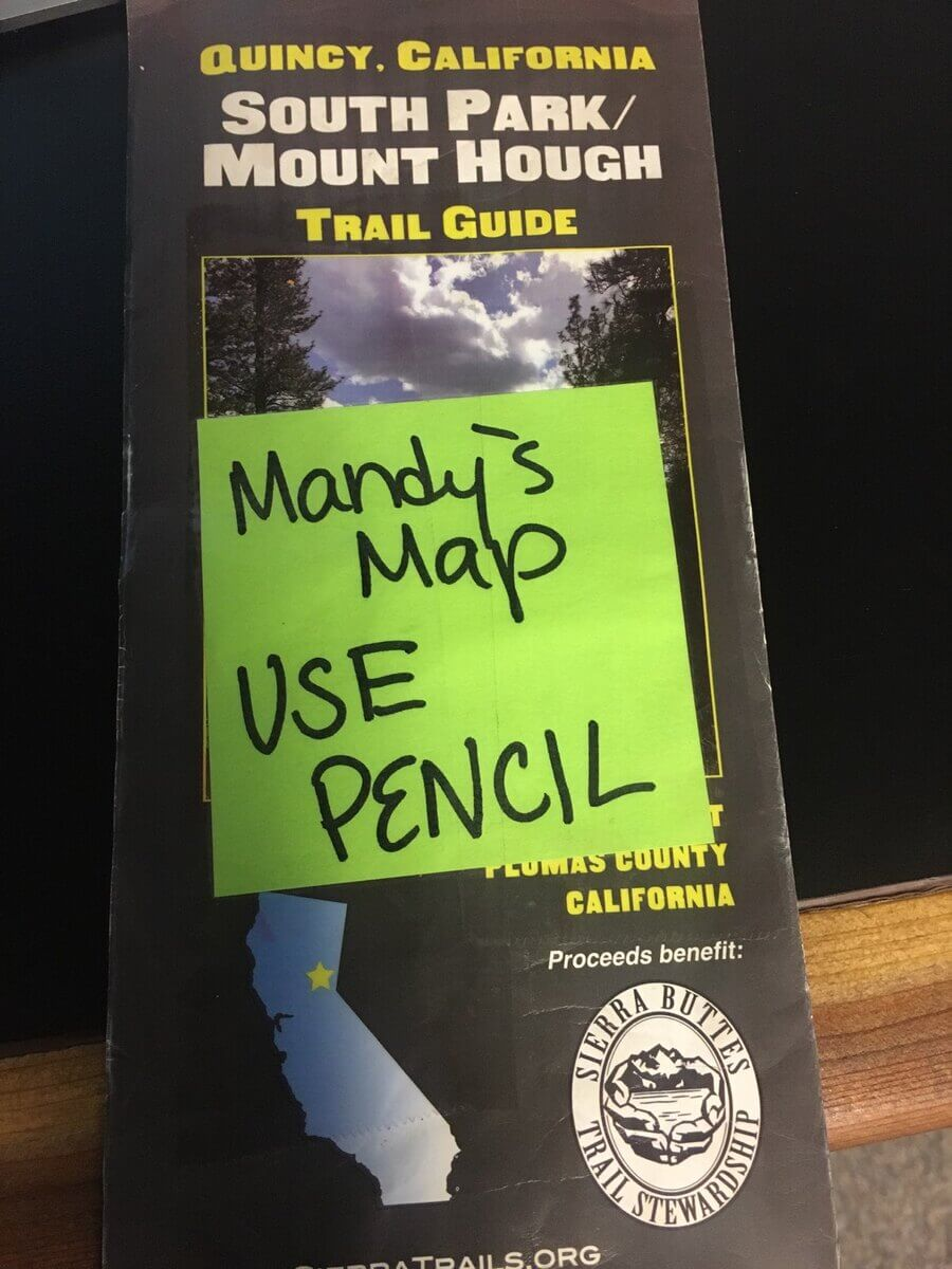 Mandy's Map