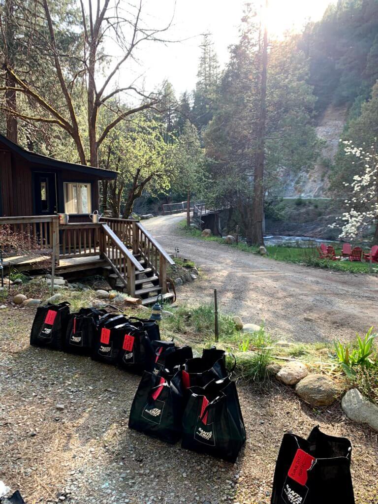 Santa Cruz Bags at The Lure