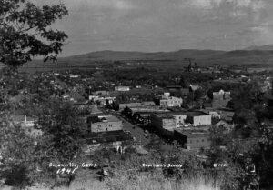 Susanville in 1941