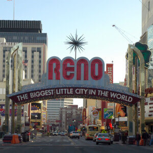 Reno Welcome Arch
